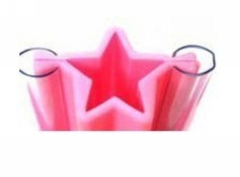 Wholeport Flower Candle Mold Silicone Soap Mold Candle Mould DIY Candle Making Mold