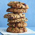 Hearty Oat Cookies