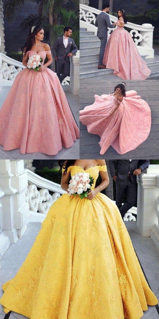 Luxus Abendkleider Lang Rosa | Prinzessin Abendmoden ...