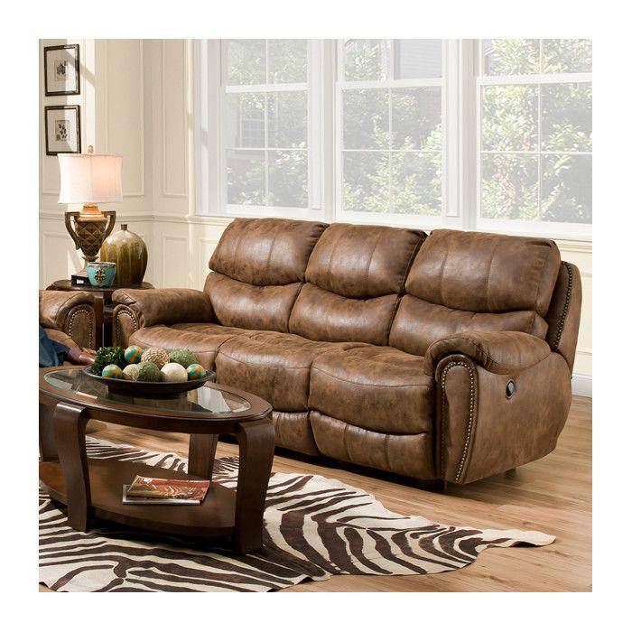 Carolina Reclining Sofa In 2019 Sofa Upholstery Leather Sofa