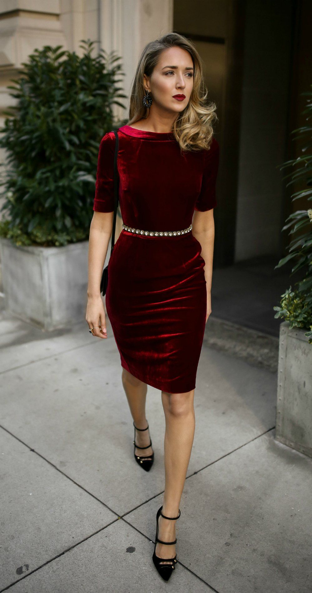 30 DRESSES IN 30 DAYS: Holiday Office Party, Cocktail Attire ...