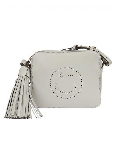 ANYA HINDMARCH Anya Hindmarch Anya Hindmarch Wink Shoulder Bag. #anyahindmarch #bags #shoulder bags #