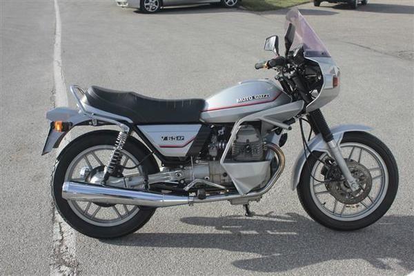 Guzzi Romance #motorcycles