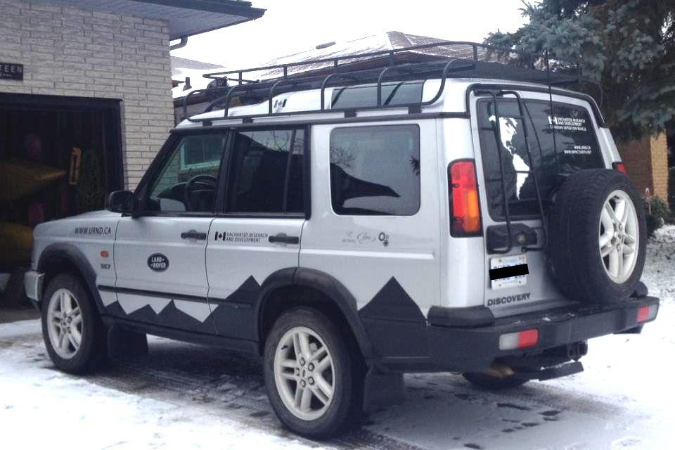 Diy Roof Rack Discovery 2 Google Zoeken Land Rover Discovery 2 Land Rover Discovery 1 Land Rover Discovery