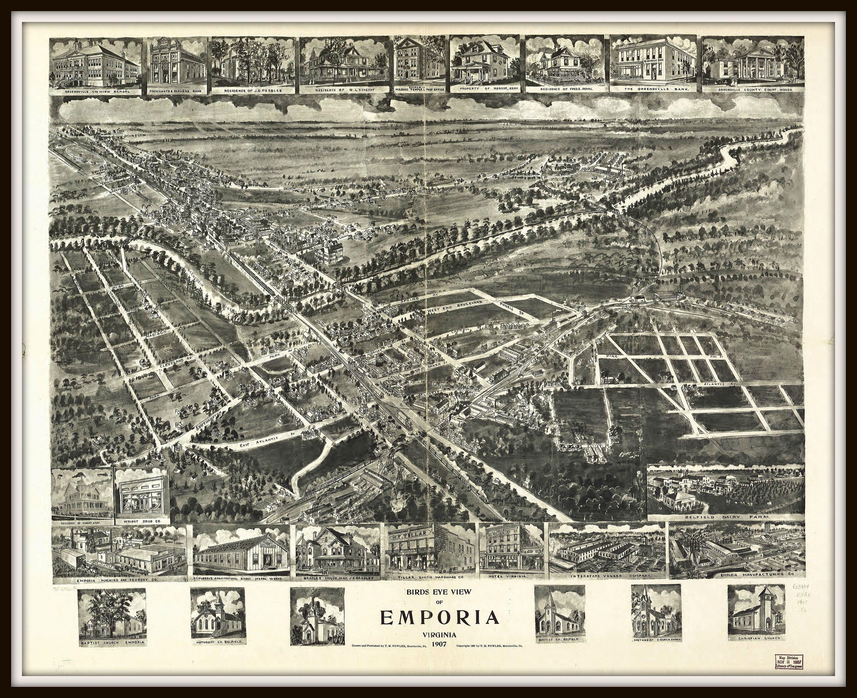 city of emporia va