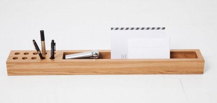 5 Favorites The Desk Set Natural Wood Edition