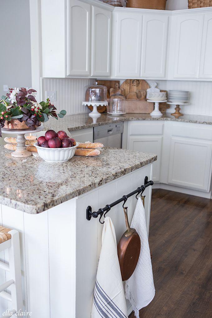 Fall Kitchen Decor Decoración de interiores, Cocinas y Decoración