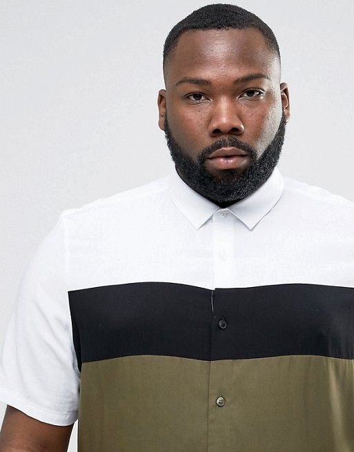 43ccb0ae7ec ASOS PLUS - Chubsters are fond of Big and Tall Men s fashion clothes - Vêtements  grande