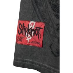 Photo of Slipknot Emp Signature Damen-Top – dunkelgrau – Offizielles Merchandise