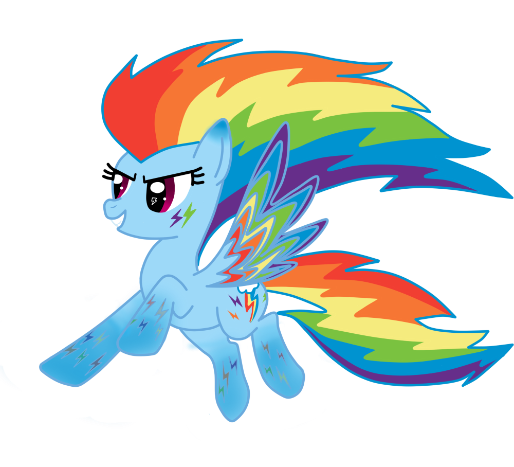 Mlp Rainbow Power By Harietgleam Deviantart Com On Deviantart