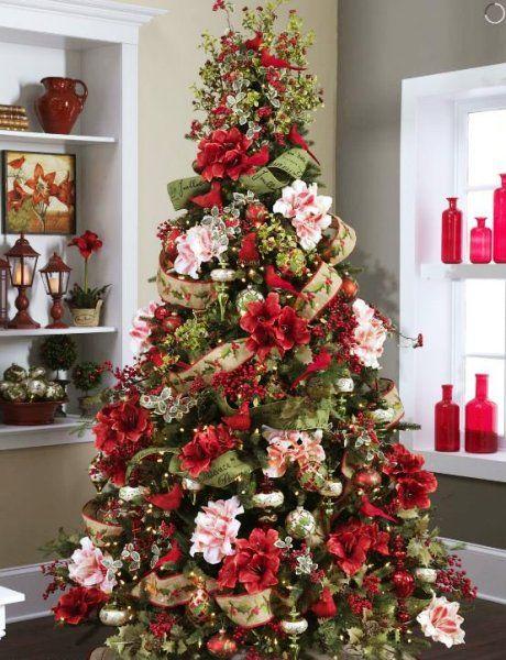 arboldenavidaddecorado23 Home Temporadas Navidad Ideas