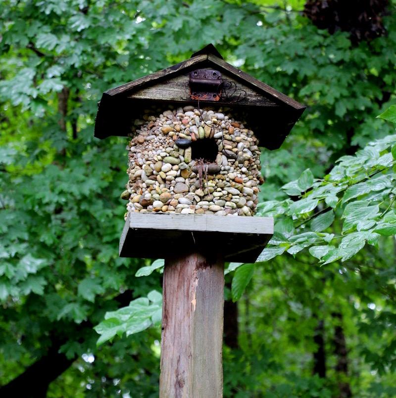 Photo of Wie man ein DIY Steinvogelhaus macht – Hobbyfarmen