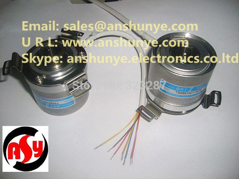 NEW TS2651N111E78 Rotary Encoder TAMAGAWA Resolver BRT