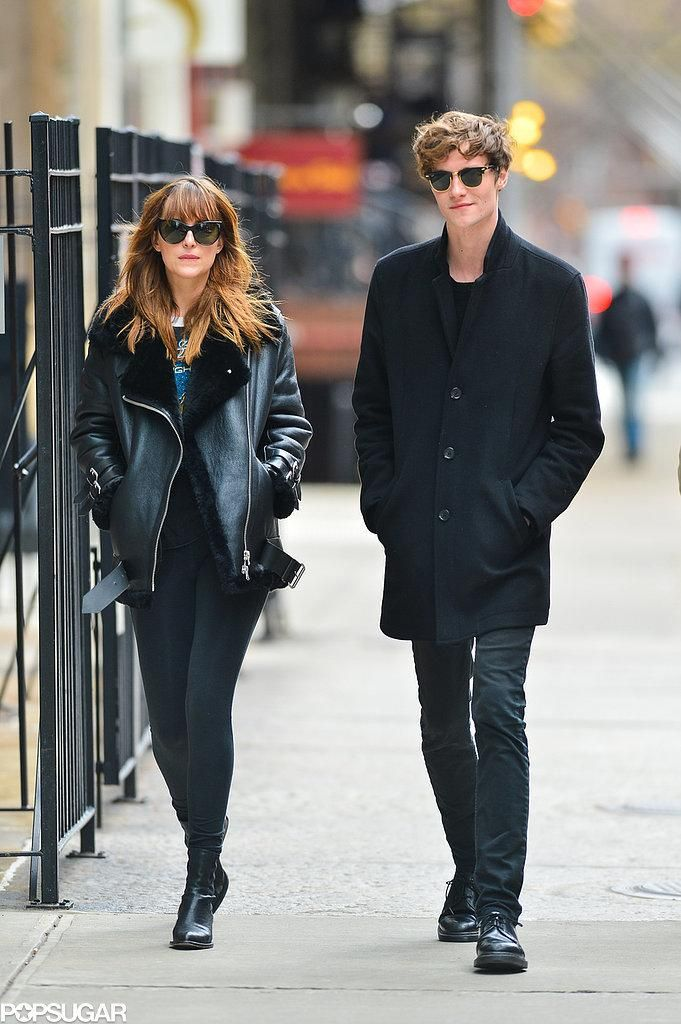 Dakota and Matthew in NYC! <3