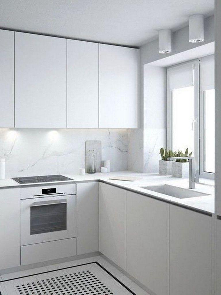 9+ Impresing White Kitchen Design Ideas   Page 9 of 9   Kitchen ...