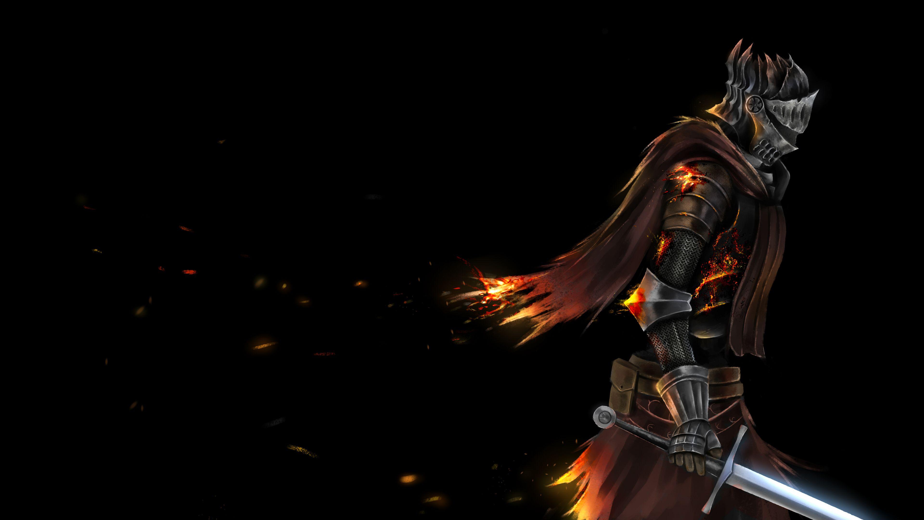 Dark Souls 3 Red Knight Dark Wallpaper Dark Souls