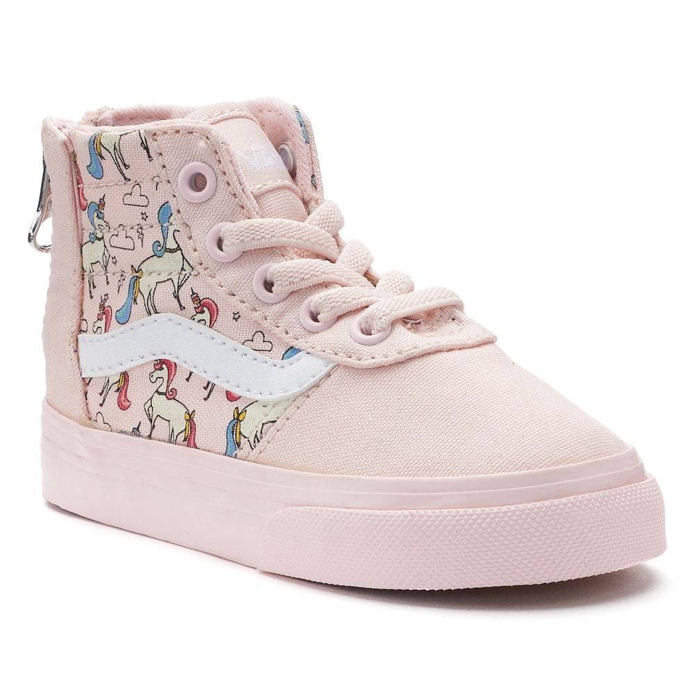 3d11d69e Vans My Maddie Zip Toddler Girls' High Top Sneakers | Products ...
