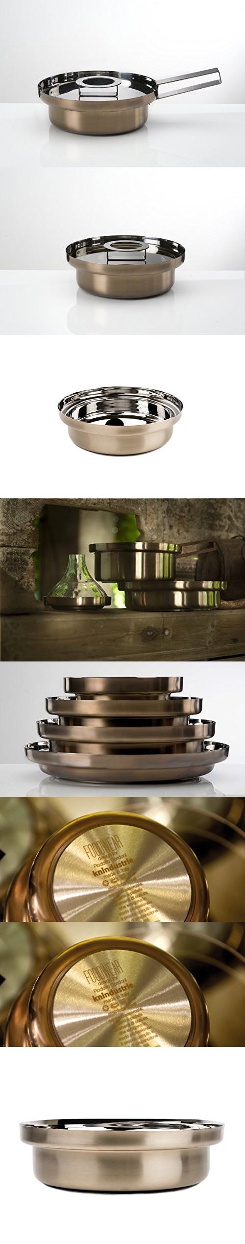 Knindustrie Foodwear Low Casserole Aƒeœ11 8 Bronze Bronze Casserole