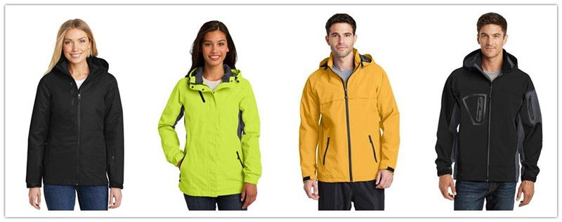 Port Authority Waterproof Jackets from NYFifth