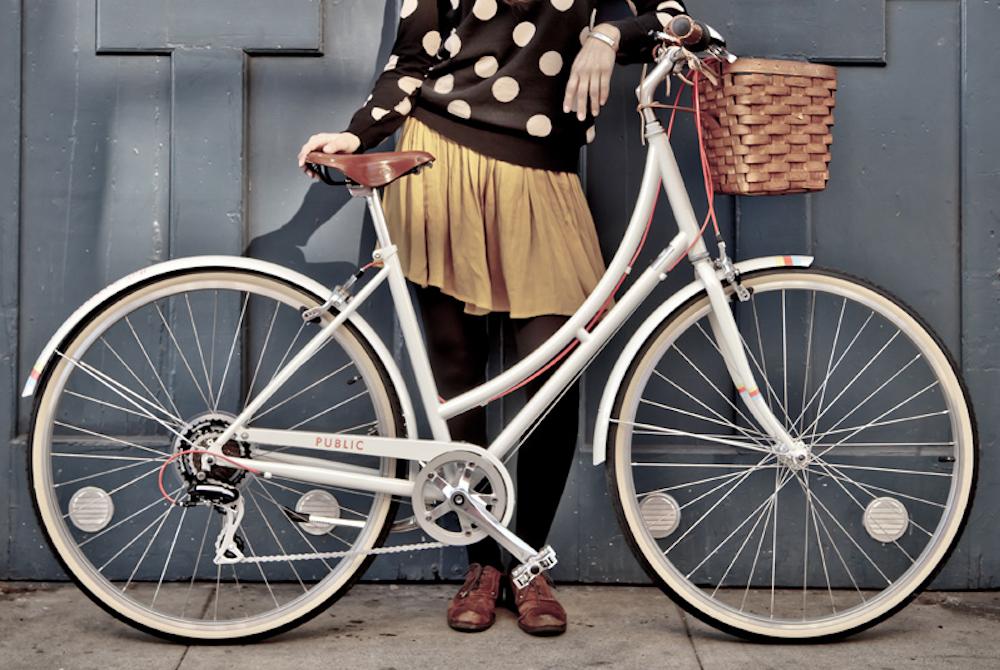 Public Bikes Shipped To Your Door Dutch Bike Retro Bike