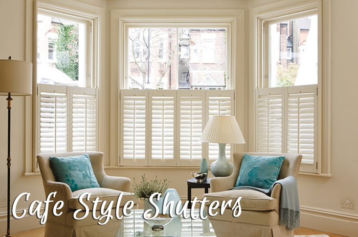 Half Height Plantation Shutters