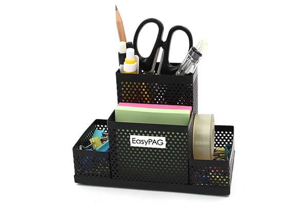 Top 10 Best Pen And Pencil Holders In 2020 Reviews Office Supply