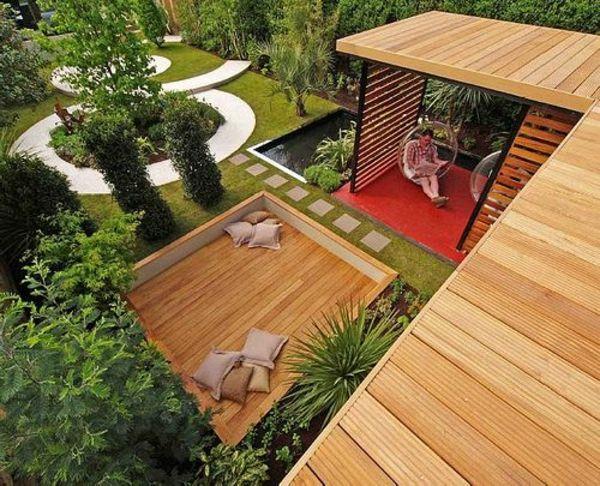 1001 beispiele f r moderne gartengestaltung pergola. Black Bedroom Furniture Sets. Home Design Ideas