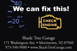 Let Morristown, NJu0027s Shade Tree Garage Fix It. The
