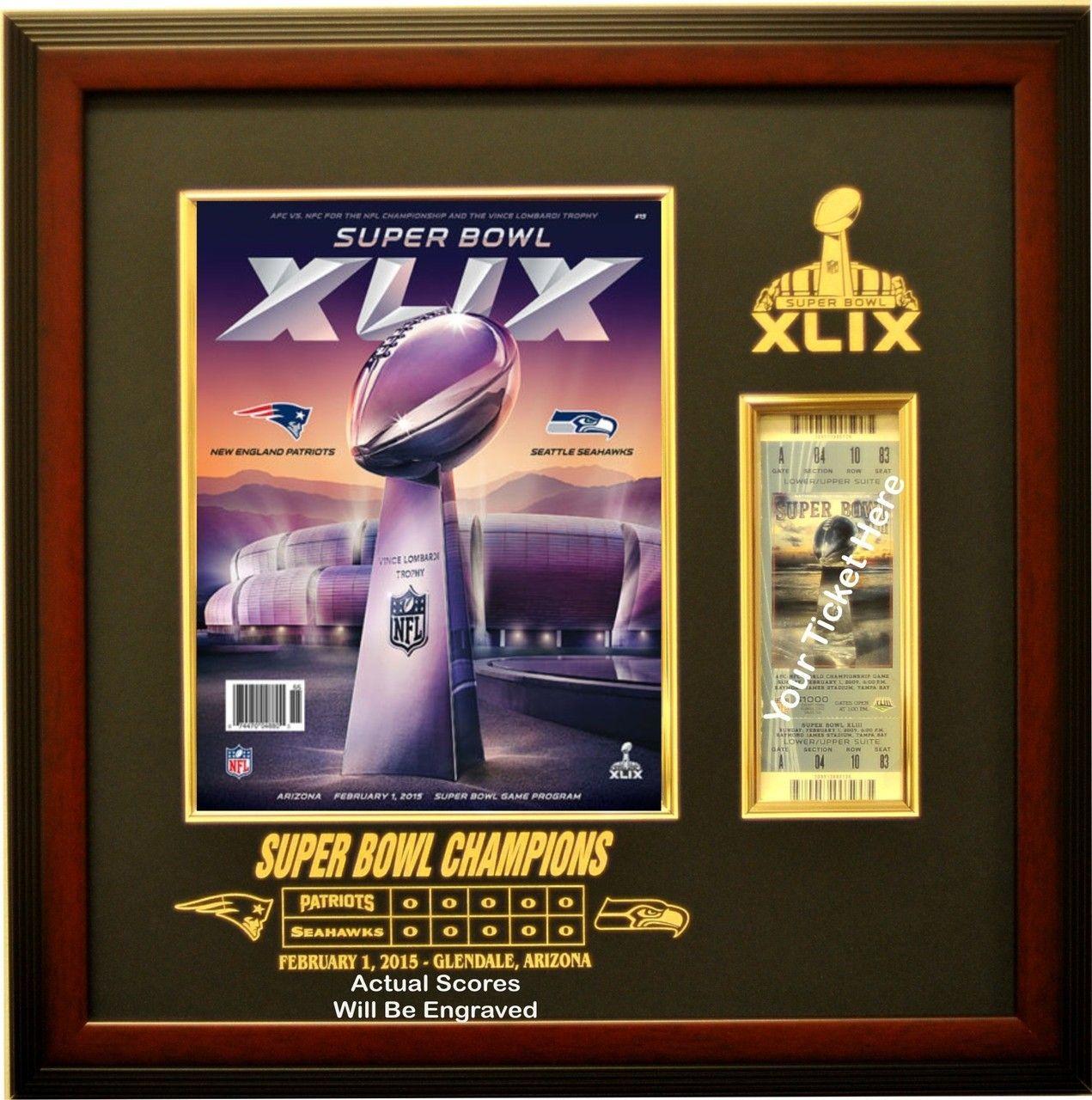 Aaa sports memorabilia llc seattle seahawks super bowl 49 ticket aaa sports memorabilia llc seattle seahawks super bowl 49 ticket a great way to jeuxipadfo Choice Image