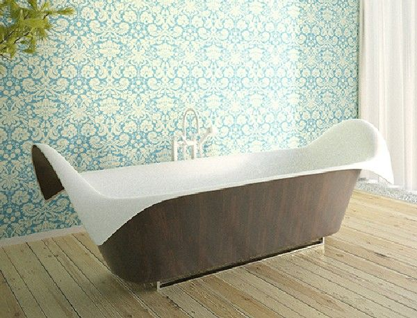 Bathtub Collection Gathering Ocean Inspired Models From Bagno