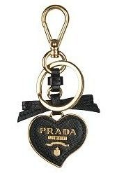 85e27b71f5e0ed prada bag charm | Wonderful world of Accessories | Designer leather ...