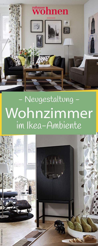 Familie Koch Aus Hamburg Fhlt Sich Pudelwohl In Ihrem Neu Gestalteten Wohnzimmer Die Vier Haben