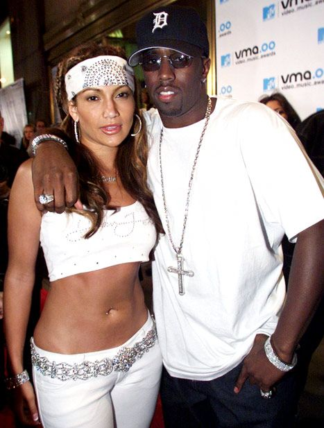 P diddy dating history