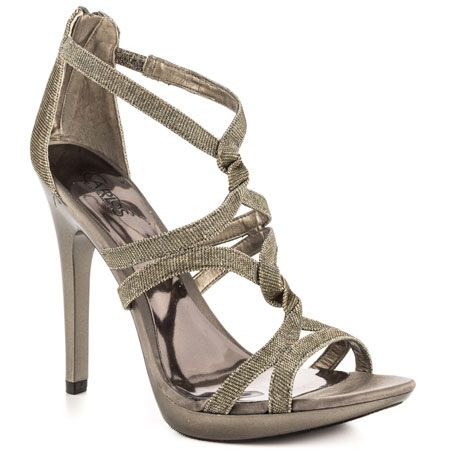 compare sparkly heels from all major online shoe stores