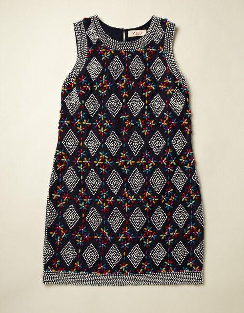 Rainbow Bead Dress (multi)