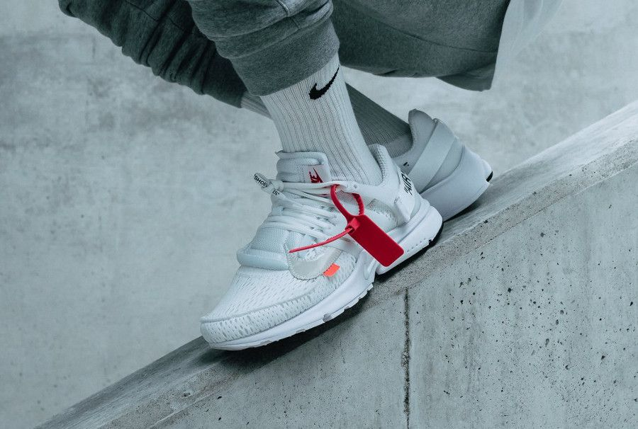 nike off white blanche