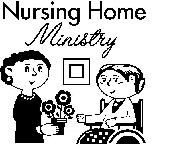 Find a meaningful nursing home ministry to volunteer with