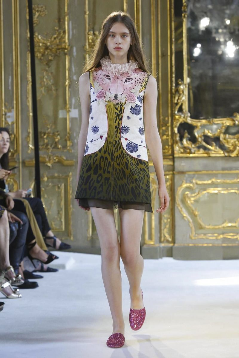 Giamba Ready To Wear Spring Summer 2017 Milan