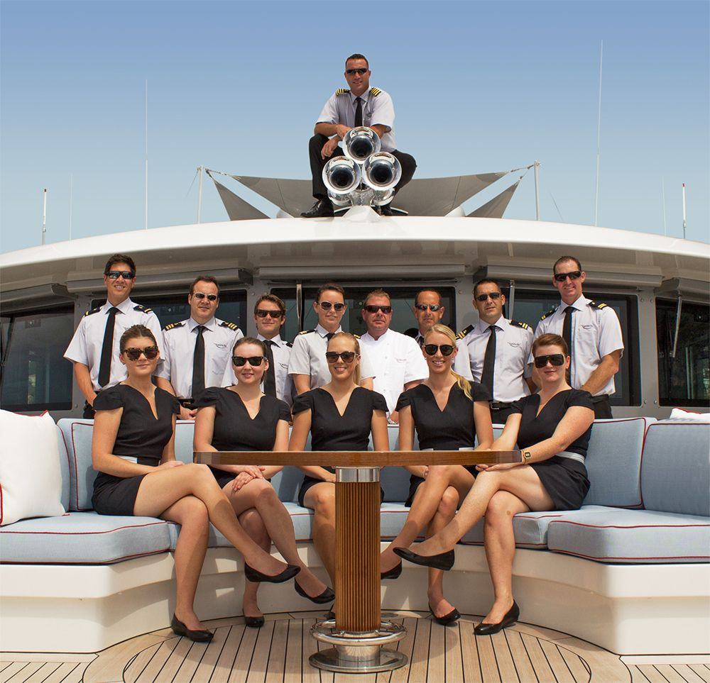Yacht Crew Yachta Yachta Yachta Pinterest Private