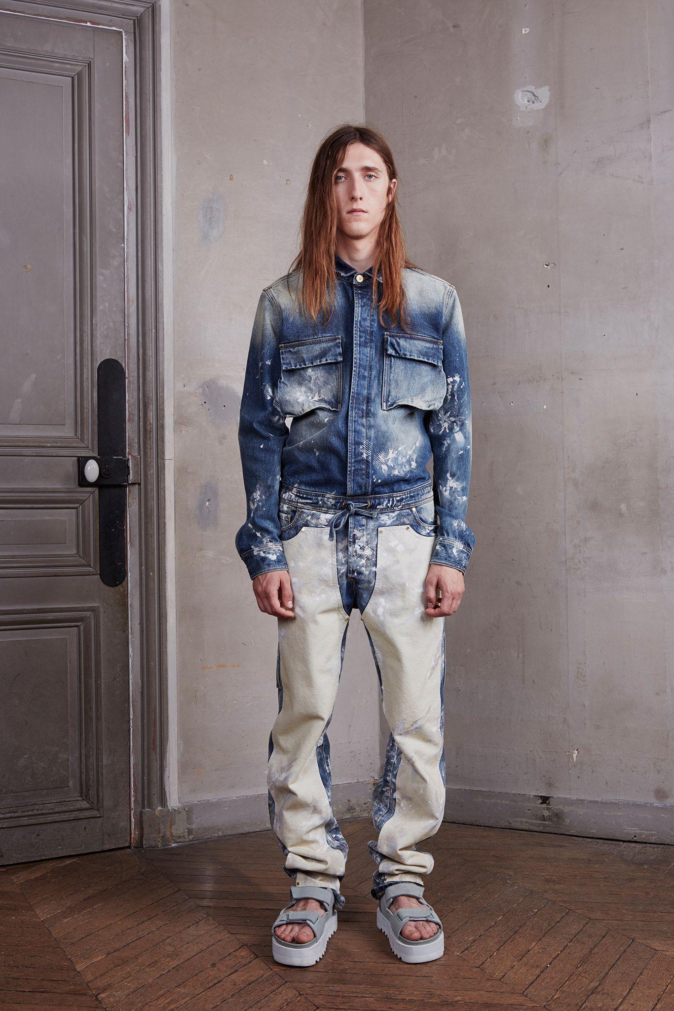 c17073bdedbd Off-White Spring 2016 Menswear Fashion Show