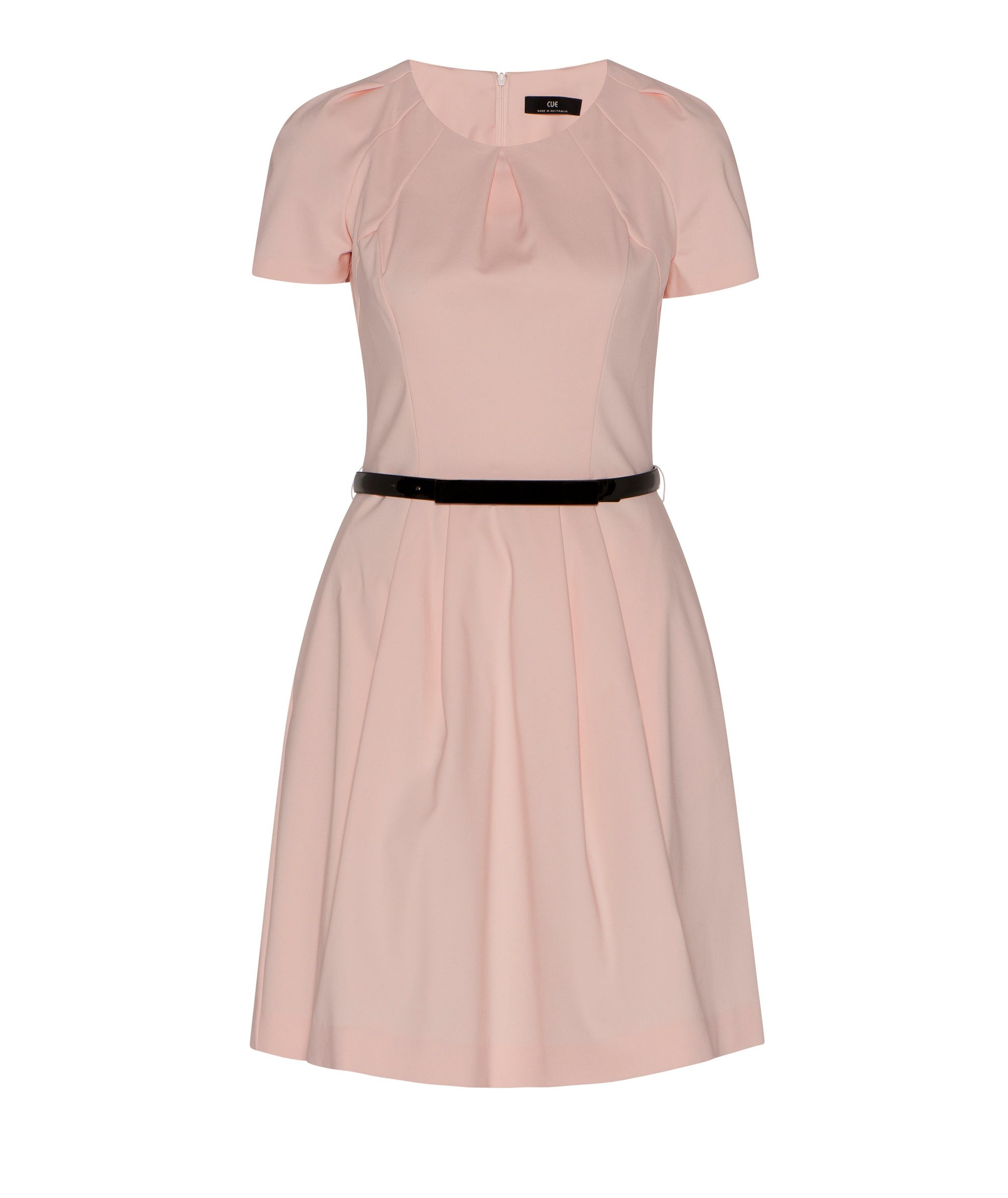 Short Sleeve Structured Dress by Cue   fαѕнισиιѕтα   Pinterest