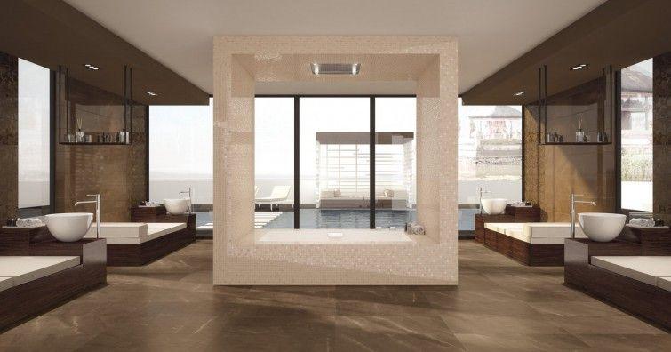 Marca Corona Deluxe White 30x60 Cm 8709 Porcelain Stoneware Marble 30x60 On Bathroom39 Com At 44 Euro Sqm Tiles C Stone Look Tile Flooring Design