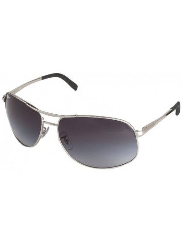 107b49056 Ray Ban 3387 003/8G Rectangle Gunmetal Metal $124.94. Find this Pin and  more on RAYBAN SUNGLASSES ...