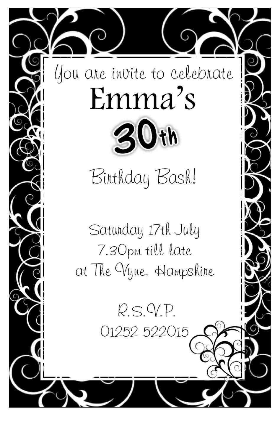 full size of design:simple elegant 60th birthday invitations with ...