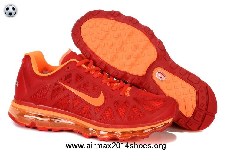 59f821f7f705 Nike Air Max 2011 Womens Max Orange Total Orange 429889-880 Cheap For Sale