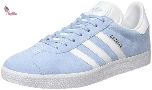 879f8e03f5 adidas Gazelle, Sneakers Basses Homme, Bleu (Blu Celcla/Blanco/Dormet)