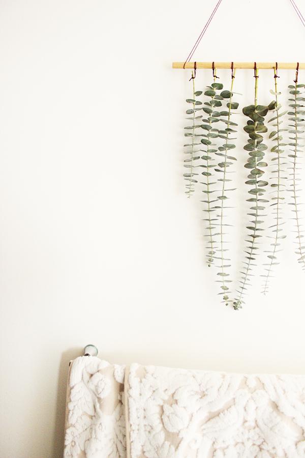 Eucalyptus hanger: creëer je eigen sauna-gevoel