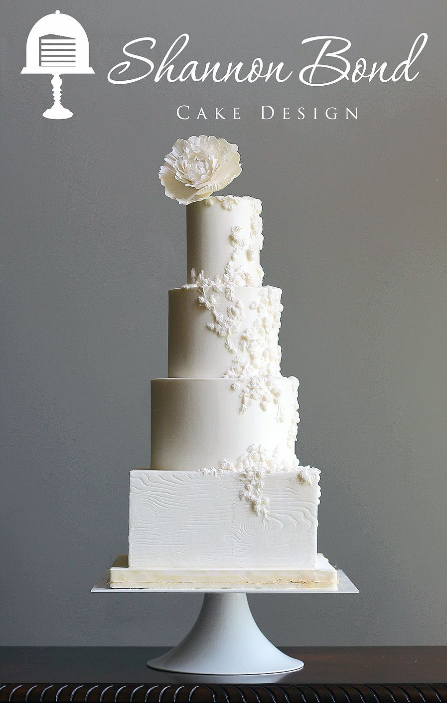 of our favorite wedding cakes from shannon bond cake design cake