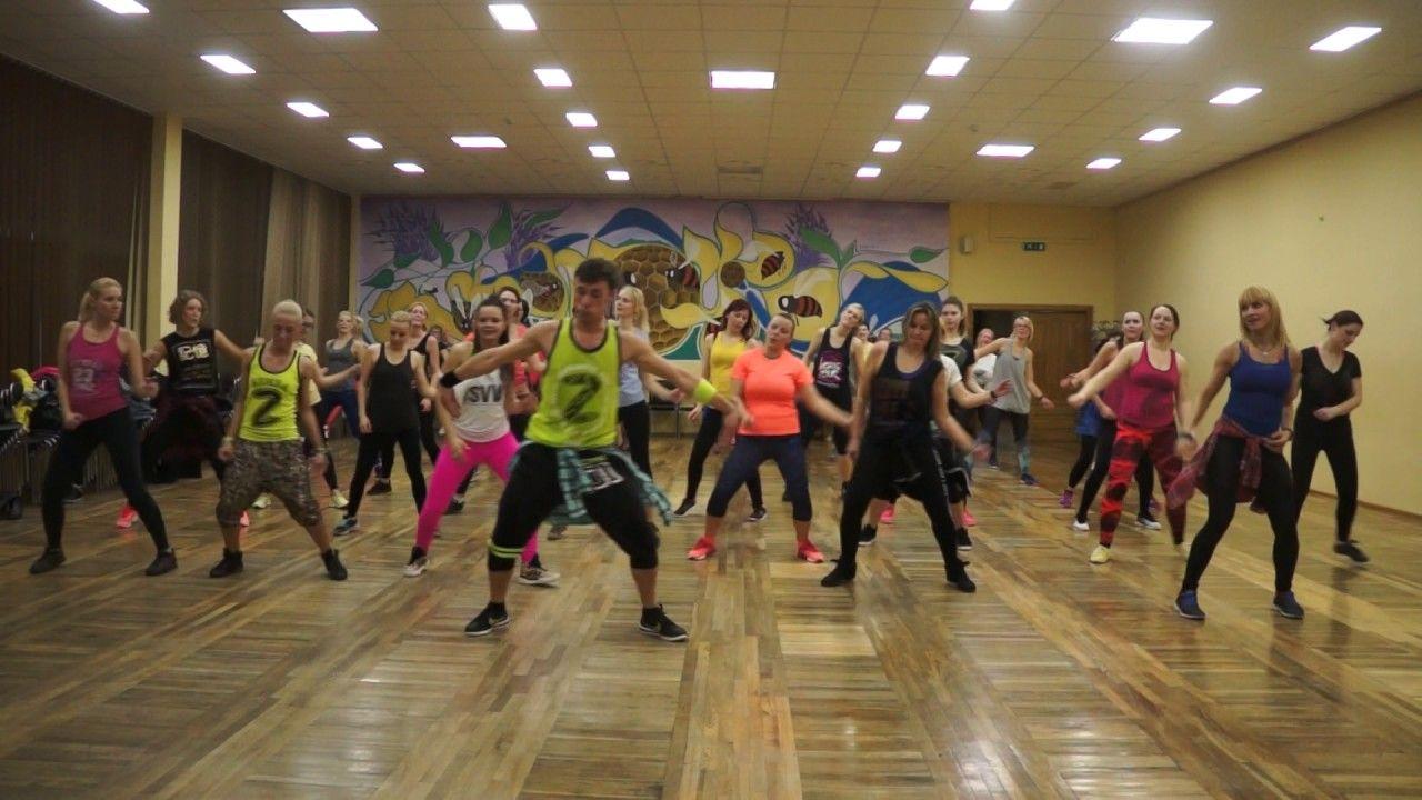 Despacito Zumba Fitness Luis Fonsi Ft Daddy Yankee Youtube
