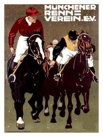#Hohlwein Munchen Racing Club (c.1930) #boss